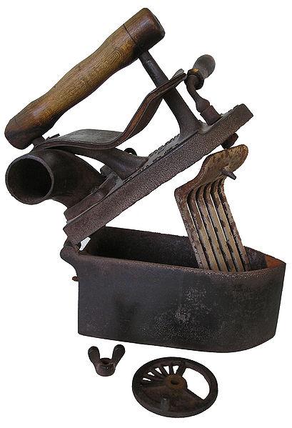 Kömürlü Ütü - Charcoal Iron